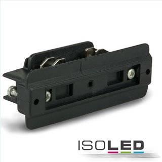 3-Phasen Classic Linear-Verbinder stromführend, schwarz