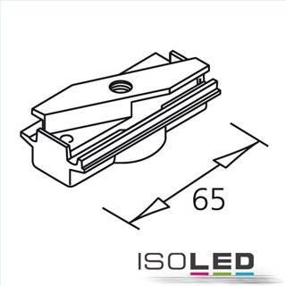 3-Phasen Adapter mechanisch, silber