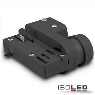 3-Phasen Universaladapter, schwarz