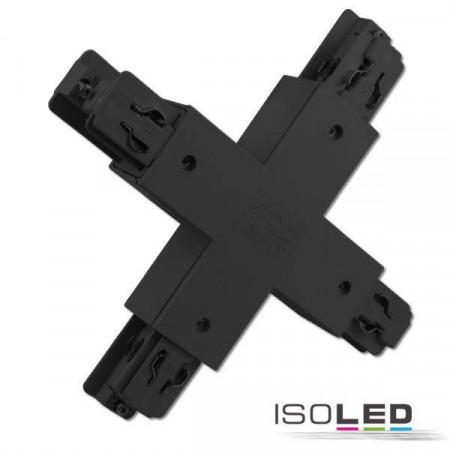 3-Phasen Classic X-Verbinder, schwarz