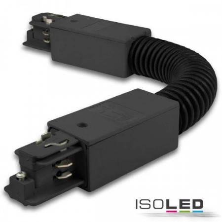3-Phasen Classic Flex-Verbinder, schwarz L: 300mm