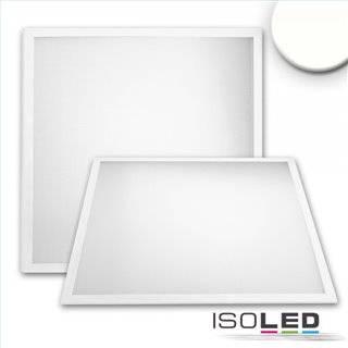 LED Panel Professional Line 600 UGR19 8H, 36W, Rahmen weiß RAL 9010, neutralweiß, dimmbar