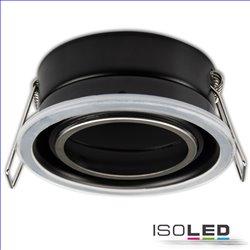 Einbaurahmen Sys-68 für GU10/MR16 Leuchtmittel, IP20, inkl. GU10 Sockel (exkl. Cover)