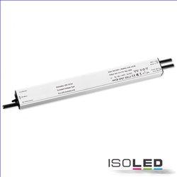 LED PWM-Trafo 24V/DC, 0-100W, slim, Push/Dali-2 dimmbar, IP67, SELV