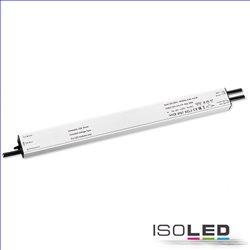 LED PWM-Trafo 24V/DC, 0-240W, slim, Push/Dali-2 dimmbar, IP67, SELV