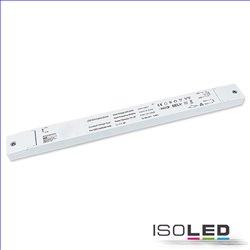 LED PWM-Trafo 24V/DC, 0-250W, slim, Push/Dali-2 dimmbar, SELV