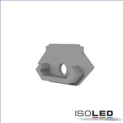 Endkappe E214 für LED Trockenbauprofil Inneneck, 1STK