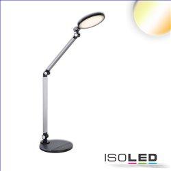 Tischleuchte Metall 10W schwarz, Colorswitch 3000-4000-6500, Touchdimmer