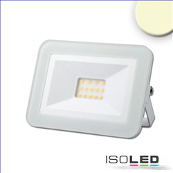 LED Fluter Pad 10W, weiss, 3000K