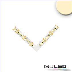 Eckverbindung leuchtend 1W für MiniAMP Flexband, 24V, 12W, 3000K