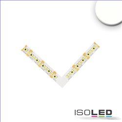 Eckverbindung leuchtend 1W für MiniAMP Flexband, 24V, 12W, 4000K