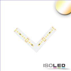Eckverbindung leuchtend 1,5W fürCRI919/940 MiniAMP Flexband, 12V, 15W, weißdynamisch
