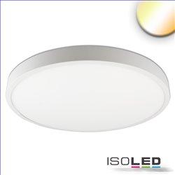 LED Deckenleuchte PRO weiß, 36W, rund, 500mm, ColorSwitch 2700K|3000K|4000K, dimmbar