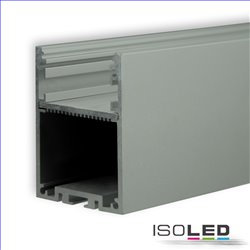 LED Aufbauprofil LAMP30 Aluminium silber pulverbeschichtet, 200cm