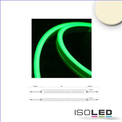 LED NeonPRO Flexband 1220, 24V, 15W, IP67, 3500K